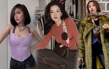 Street style sao Việt: Chi Pu sexy với mọi kiểu trang phục, Kỳ Duyên kín cổng cao tường còn Bích Phương lại mát mẻ hết cỡ