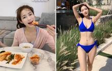 Hot girl xứ Hàn chia sẻ cách giảm 10kg trong 2 tháng nhờ những bí quyết dễ học theo