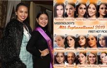 Lặng lẽ đến Ba Lan thi Hoa hậu Siêu quốc gia, Ngọc Châu vẫn lọt top ứng cử viên nổi bật nhất mùa 2019