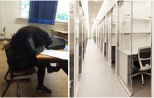 """Đột nhập phòng học """"biệt giam trắng"""" khiến con phát điên của giới nhà giàu Hàn Quốc: Không được ra ngoài đi vệ sinh, camera 24/24 giám sát"""