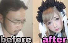 Sự thần kỳ của make-up: Youtuber Nhật Bản biến hoá vi diệu từ một người đàn ông trung niên thành cô gái dễ thương trong vỏn vẹn vài phút
