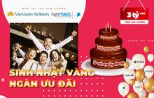 """Travelshop.vn """"Sinh nhật vàng – Ngàn quà tặng"""" lên đến 3 tỷ đồng"""