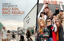 Công ty người ta không bao giờ làm tôi thất vọng: Du lịch Hàn Quốc theo concept, mỗi ngày đều chụp ảnh như thi Next Top Model