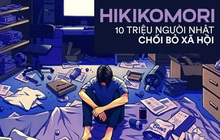 Hikikomori - Một thế hệ hơn 10 triệu người Nhật chối bỏ xã hội, sống ru rú trong nhà và trở thành nỗi xấu hổ của gia đình, bị người ngoài kì thị