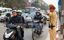 Hạn chế phương tiện tại 23 tuyến phố khi diễn ra trận Việt Nam - Thái Lan
