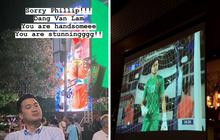 """Đến Linh Rin cũng xỉu lên xỉu xuống vì pha cản phá penalty xuất thần của Đặng Văn Lâm mà """"ngó lơ"""" luôn Phillip Nguyễn"""