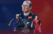 Phải vượt qua Thái Lan, thầy Park mới khẳng định được vị thế và giấc mơ vươn tầm bóng đá Việt