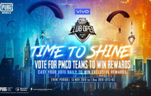 PUBG Mobile: Sự kiện Time to Shine đã bắt đầu với nhiều phần thưởng vô cùng hấp dẫn