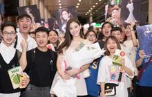 Sút 2 kg, Tường San trở về đầy rạng rỡ trong vòng tay chào đón của fan cùng thành tích Top 8 Hoa hậu Quốc tế