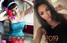 Nhan sắc cựu hot girl Sài Gòn - Meo Meo sau một thập kỷ: Trước sau gì cũng đẹp, nhưng xét về độ mặn mà thì bây giờ ăn đứt!