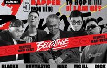 """30 trận battle nảy lửa, sân khấu nắp chai bia """"chất lừ""""... và rất nhiều điều đáng mong chờ trong sự kiện hoành tráng nhất lịch sử Rap, Hip Hop Việt!"""