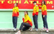 Bộ tứ nhí nhảnh của cầu mây nữ Việt Nam làm video siêu đáng yêu trước thềm SEA Games 2019 và nhân dịp kỷ niệm 60 năm thành lập Trung tâm TDTT Quốc gia