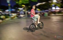 """Tối qua ra đường mới phát hiện ra chiêu chụp ảnh cực hay bằng smartphone dành cho """"mùa bão"""" SEA Games"""