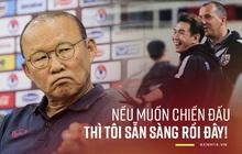 Việt Nam kiến nghị lên Liên đoàn bóng đá châu Á vụ thầy Park bị khiêu khích