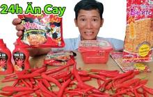 """Vlogger sở hữu kênh YouTube gần 3 triệu subs """"chất lượng nhất Việt Nam"""" hóa ra cũng hay làm nhiều video ăn uống """"lạ đời"""" thế này!"""