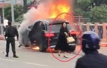"""Nữ tài xế lái Mercedes khai do """"tâm lý không ổn định"""" nên đã gây ra tai nạn liên hoàn khiến 1 người tử vong"""