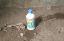 Bà nội cho cháu uống nhầm nước tẩy khiến bé 1 tuổi tử vong
