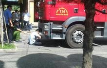Đi thăm cô ngày 20-11, nữ sinh bị xe cứu hỏa tông tử vong