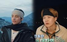 Mặc kệ hình tượng Idol toàn cầu, BTS tiếp tục khoe mặt mộc 100% khi quay show