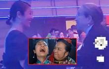 """Lâm Tâm Như vui mừng tột độ khi bất ngờ gặp """"Dung Ma Ma"""", gợi nhớ cảnh """"kim đâm"""" kinh điển 20 năm trước"""