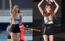 Thấy Lisa mặc đi mặc lại 1 chiếc quần trong suốt 3 năm, fan BLACKPINK phẫn nộ tố YG vô tâm, hời hợt
