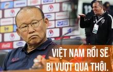 """Gửi lời xin lỗi sau vụ khiêu khích thầy Park, trợ lý tuyển Thái Lan giải thích: """"Tôi chỉ muốn nói rồi Việt Nam sẽ bị đánh bại thôi"""""""