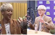 """Trưởng nhóm WINNER Kang Seung Yoon khiến dân tình bấn loạn trước biểu cảm cưng xỉu khi nhận được giỏ sữa chua cực """"có tâm"""" của fan Việt"""