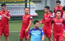U22 Việt Nam rèn bài cực khó trước ngày lên đường chinh phục HCV SEA Games 30