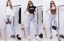 """Mách nước cách chọn quần jeans tôn dáng, Thiều Bảo Trâm còn hướng dẫn thêm 5 cách mix """"chất"""" khỏi bàn"""