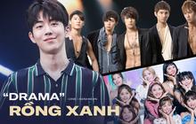 """Điểm lại """"drama"""" Rồng Xanh trước giờ G: Thánh đơ Nam Joo Hyuk từng thắng giải diễn xuất, TWICE diễn sung vẫn bị """"bơ"""" đẹp"""