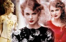 11 năm trước, chính nhan sắc cực phẩm tựa công chúa này của Taylor Swift đã khiến hàng triệu người lạc vào mê hồn trận