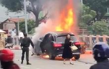 Nữ tài xế đi giày cao gót lái ô tô Mercedes gây tai nạn liên hoàn ở đường Lê Văn Lương đối diện mức án 5 năm tù