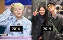 Chung tình như G-Dragon: Có cái áo cổ lọ cũng giữ mặc suốt từ năm 2016 đến giờ