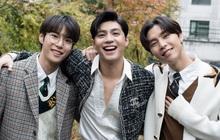 """Noo Phước Thịnh bất ngờ chụp hình cùng 2 trai đẹp nhà SM, """"thính thơm"""" thế này tức sẽ có một màn collab sắp sửa được hé lộ?"""