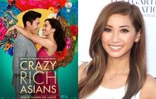 """""""Rich Kid"""" Brenda Song bị từ chối thử vai Crazy Rich Asians vì """"không giống người châu Á""""?"""