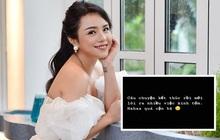Dính nghi vấn hẹn hò hậu chia tay Quang Đăng, Thái Trinh lại bất ngờ chia sẻ trạng thái gay gắt