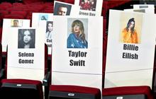 Hé lộ sơ đồ chỗ ngồi tại American Music Awards: Nguyên team Taylor ngồi chung hết, Halsey hơi cô đơn vì thiếu BTS!