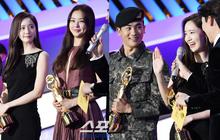 """Loạt yếu tố gây sốt ở 1 khoảnh khắc tại Rồng Xanh: Yoona át cả chị đại và Hoa hậu, tài tử """"The Heirs"""" si mê nhìn mỹ nhân"""