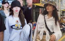 """Hóa ra mũ bucket chính là bảo bối mặc chất của loạt sao Hoa Hàn: Diện lên là có ngay cây đồ """"xịn đét"""" chỉ trong chớp nhoáng"""