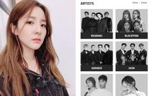 """YG xóa sổ 2NE1 khỏi danh sách nghệ sĩ, Dara từ chức giám đốc PR và dằn mặt: """"Tôi chỉ làm việc cho các cô gái của tôi thôi""""!"""