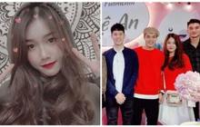 """Lần đầu công khai xuất hiện cùng Văn Toàn, Nhung Bum bị soi gương mặt tròn hơn hẳn ảnh """"sống ảo"""" trên Instagram"""
