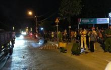 Đại uý công an tử vong trên đường về nhà sau giờ làm việc ở Sài Gòn