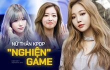 Có ai ngờ, những nữ thần Kpop vừa hát hay vừa xinh đẹp này lại còn mê game mà quên cả ăn ngủ