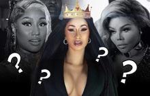 Cardi B được Forbes vinh danh là nữ rapper thành công nhất mọi thời đại - như một gáo nước lạnh tạt vào mặt Nicki Minaj và các nữ rapper thế hệ trước