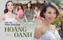 """Gia tài phim ảnh của Hoàng Oanh trước khi cưới chồng Tây: Hứa hẹn cho cố cuối cùng Dung đại ca lại """"chống lầy"""" đầu tiên?"""