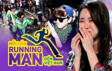 """Dàn sao Running man """"gây nổ"""" mỗi lần đổ bộ Việt Nam: Sân bay vỡ trận, Ji Hyo sướt mướt, ai ngờ Haha đến nhiều đến mức này"""