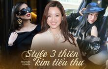 3 thiên kim tiểu thư đình đám của showbiz Việt: Ăn mặc có thể khác nhau nhưng tóc tai lại chung một phong cách