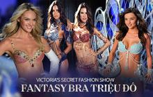 """Lịch sử Fantasy Bra tiền tỷ của Victoria's Secret: Ngày càng đẹp nhưng lại ngày một """"rẻ"""", phần nào báo trước tương lai lụi tàn của VSFS"""