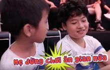 """Dắt con trai đi quay, Lâm Vỹ Dạ bị con nhắc: """"Mẹ đừng ăn gian nữa!"""""""
