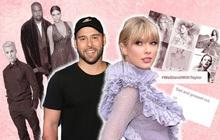 Sau 6 tháng im lặng để Taylor Swift đăng đàn chỉ trích thoải mái, Scooter Braun cuối cùng cũng lên tiếng nhưng trả lời xong, không ai hiểu gì?